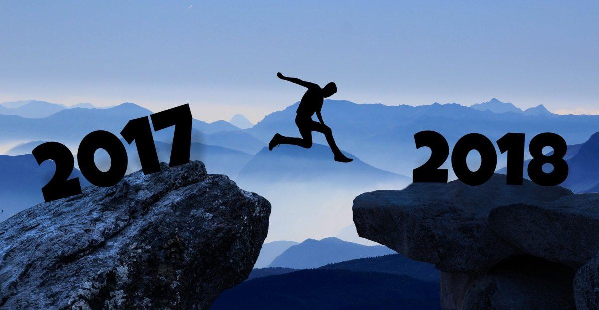 Mes 22 bonnes résolutions 2018 pour l'environnement