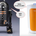 Star Wars et l'écologie : découverte de la poubelle intelligente R3D3