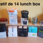 Quel meilleur bento ? Comparatif de 14 lunch box