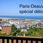 Paris - Deauville à vélo pour débutant